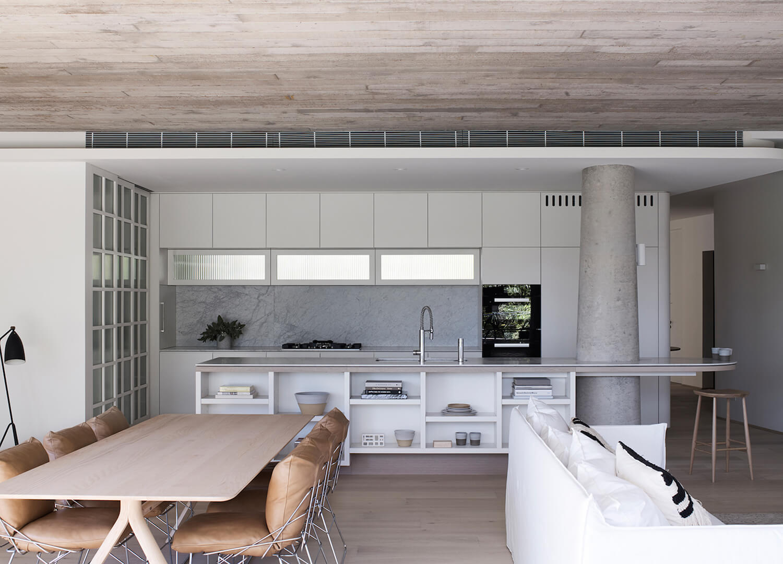 est living interiors luigi rosselli architects the triplex apartments 5