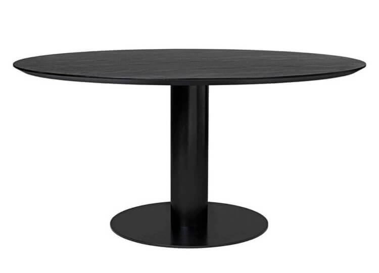 Gubi Round Dining Table 2.0 Luke Furniture