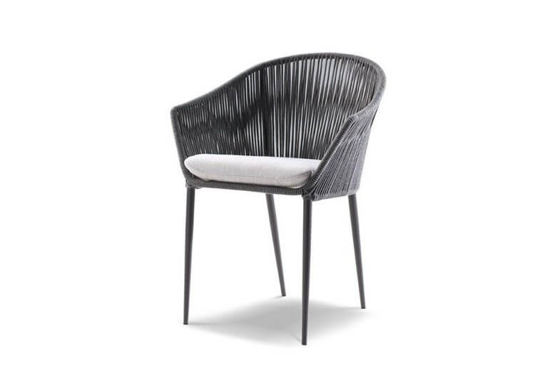 Quay Outdoor Dining Chair King Living