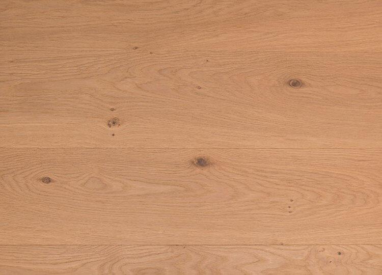 Oak Character Brushed White Oil Mafi