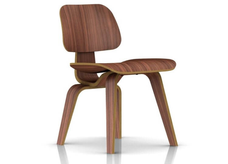 Eames Moulded Plywood DCW Chair
