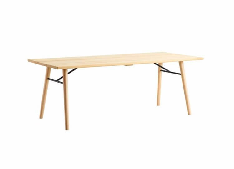 Split Table Luke Furniture