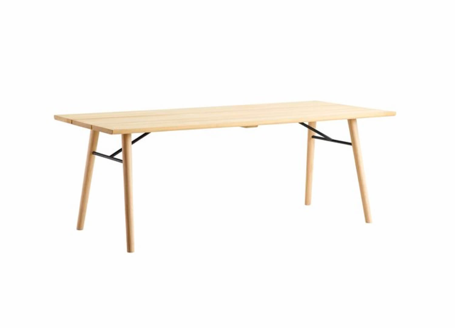 Split Table At Luke Furniture Est Living Design Directory