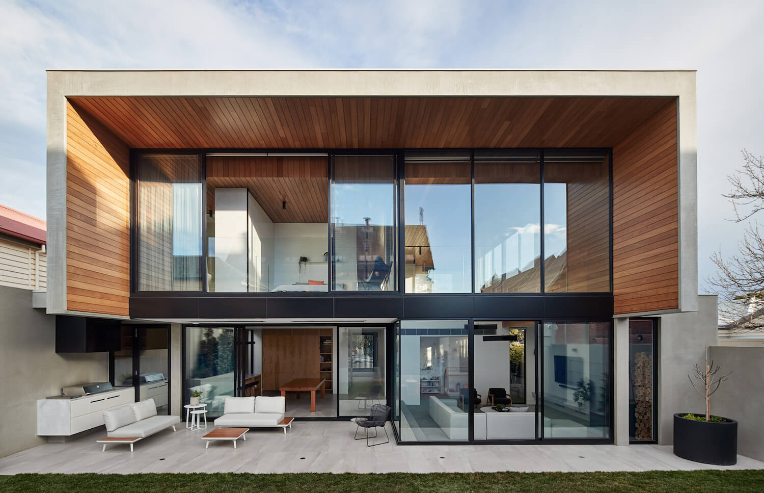 est living bloomfield house australian interiors figr architects 15
