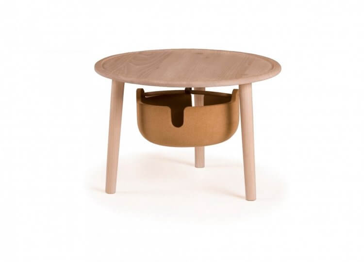 Companion Low Side Table
