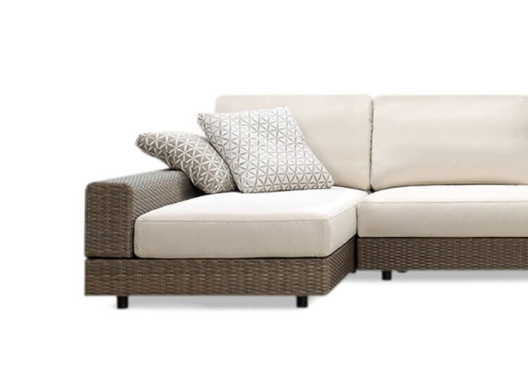 Jasper Metro Outdoor Sofa King Living