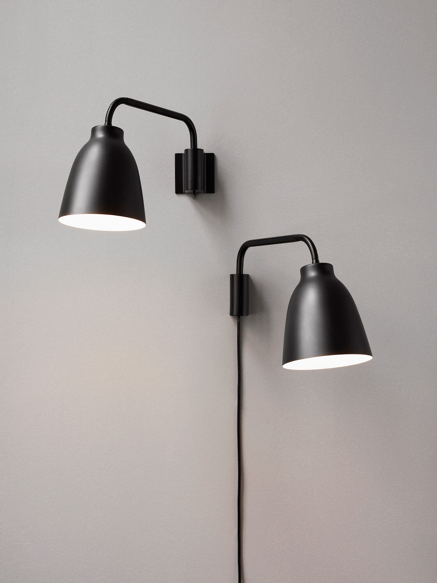 est living maison objet special report caravaggio wall lamp