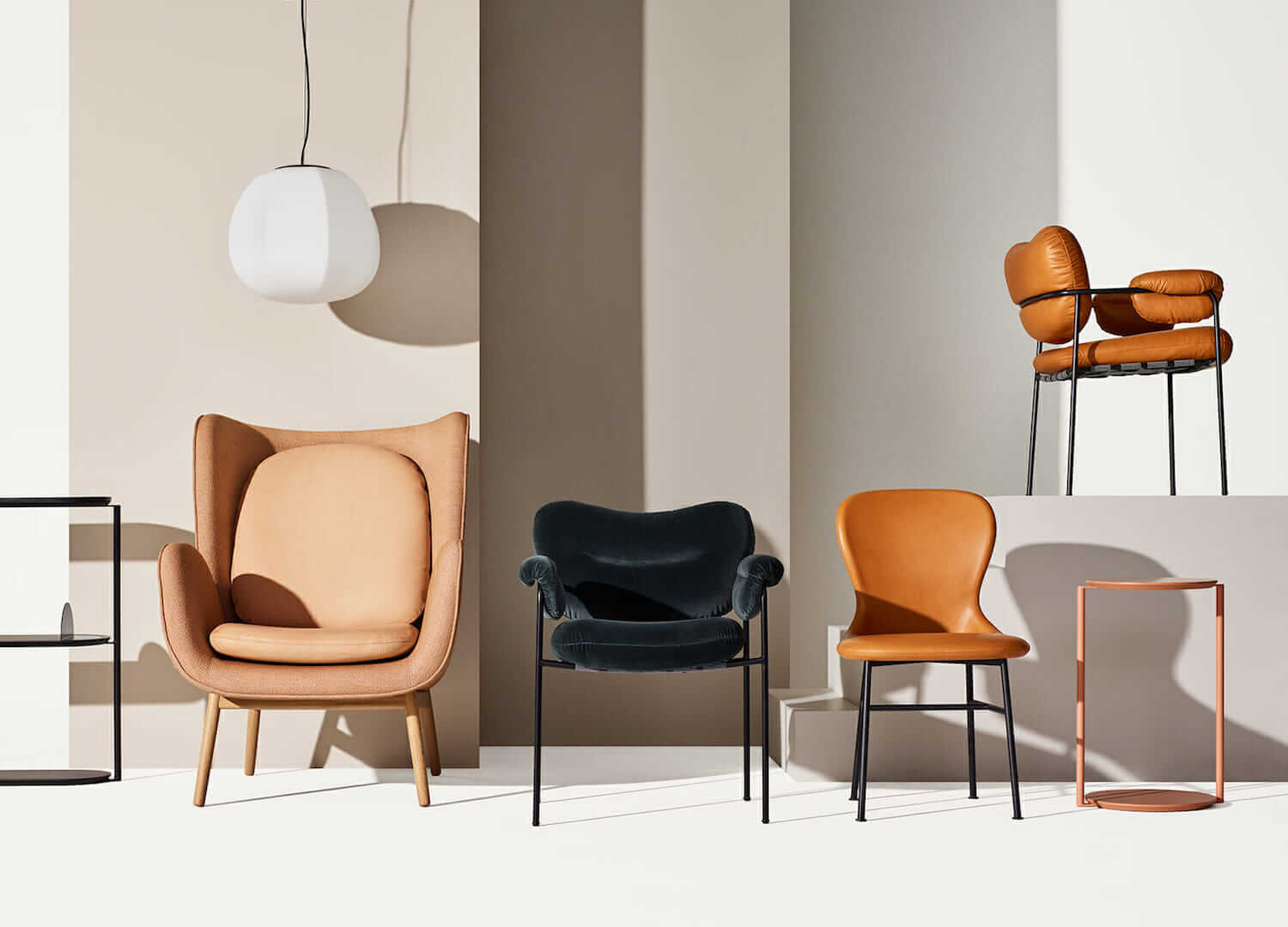 est living stockholm highlights 2018 spisolini dining chair fogia 1