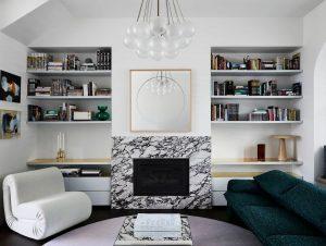 Living 1 | Paddington House Living Room by Fiona Lynch
