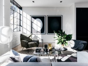Living | The Riley Living Room by SJB