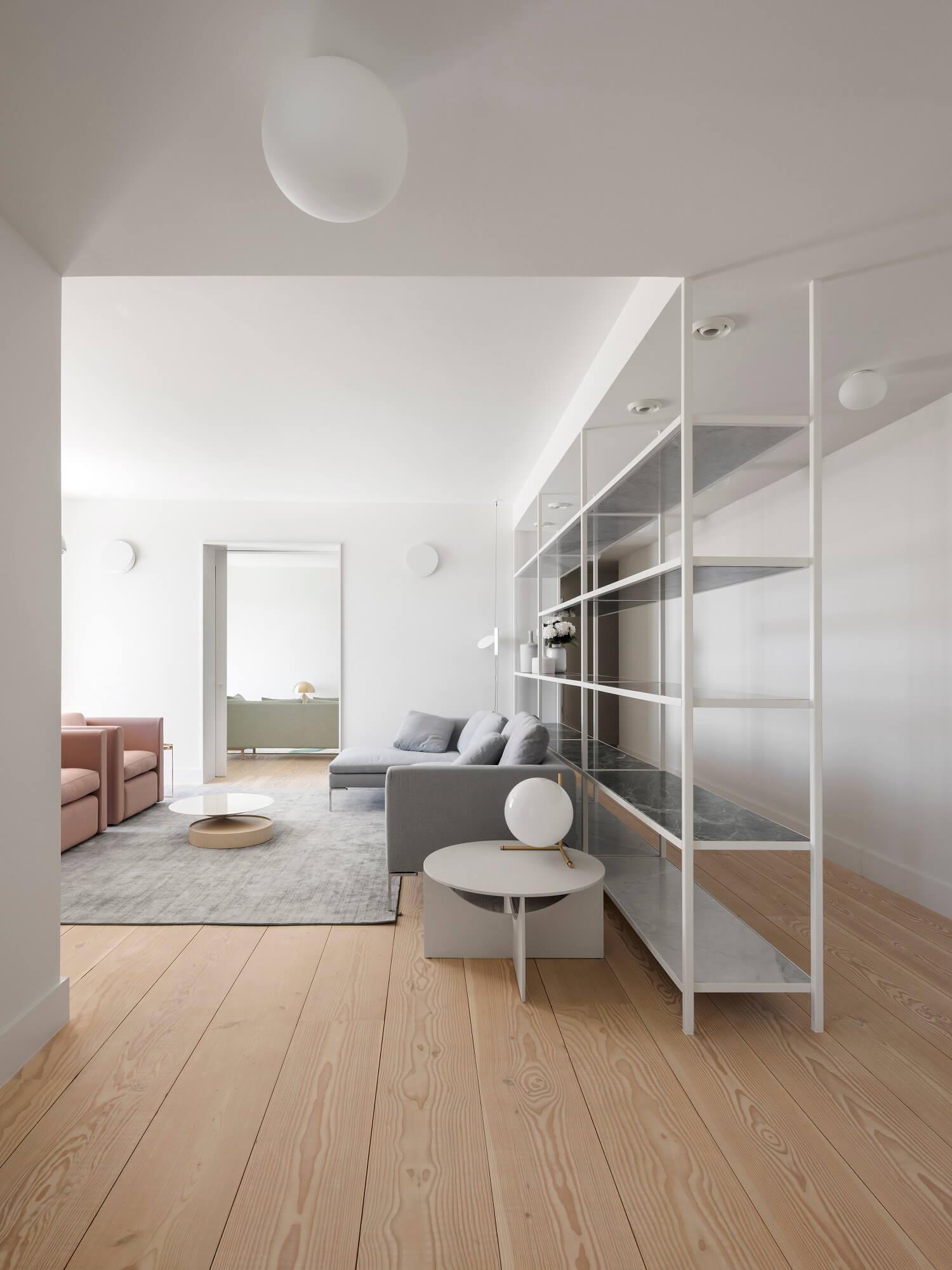 est living Apartment AMC rar studio 8