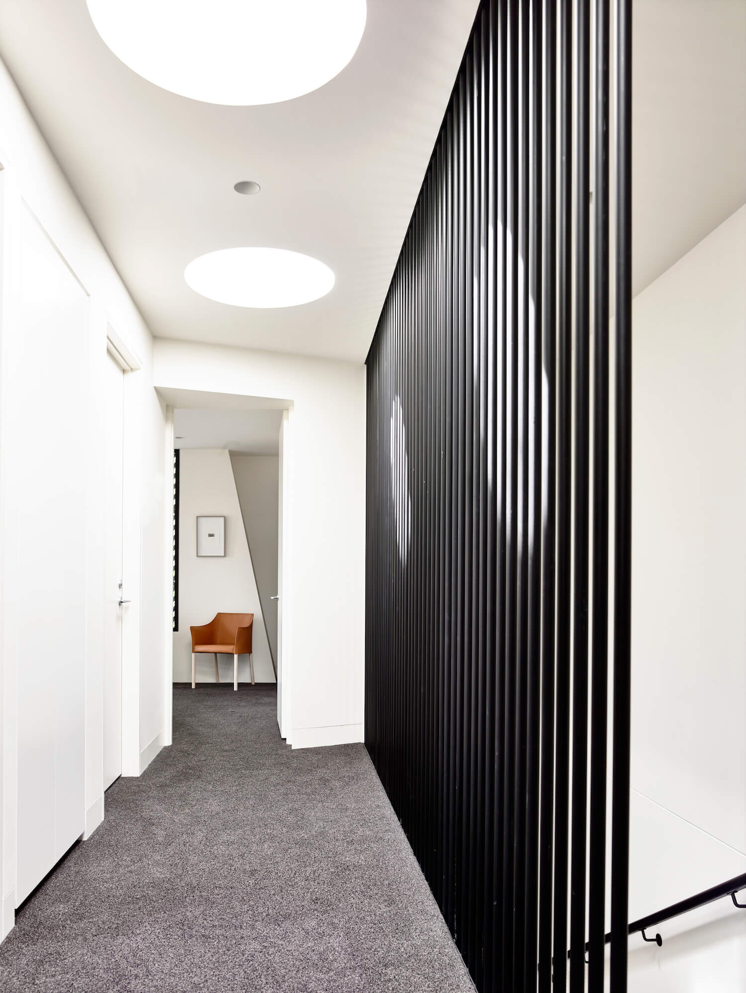 est living australian interiors washington avenue townhouse pandolfini architects 13