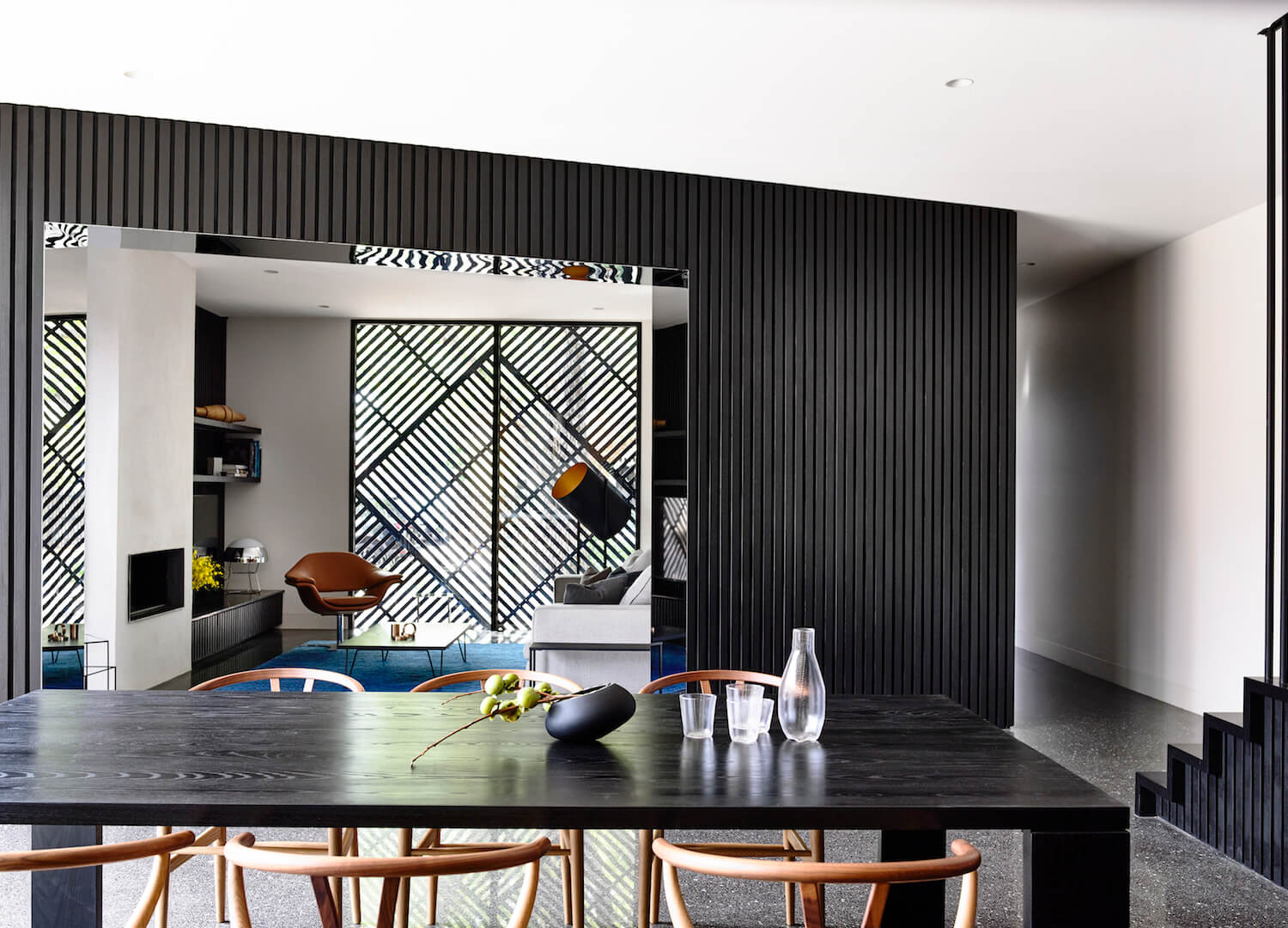 est living australian interiors washington avenue townhouse pandolfini architects 14