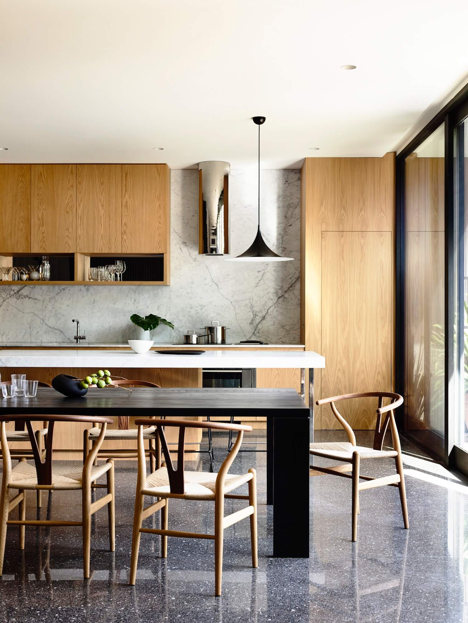 est living australian interiors washington avenue townhouse pandolfini architects 4