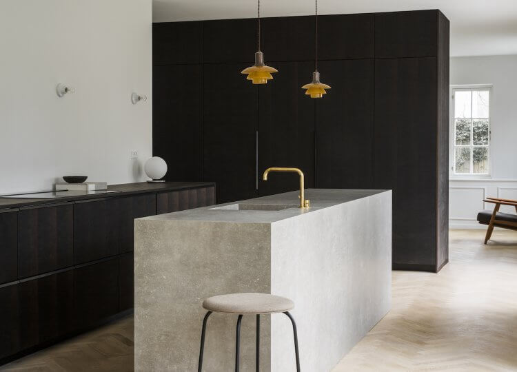 Kitchen | Copenhagen Apartment by Norm Architects