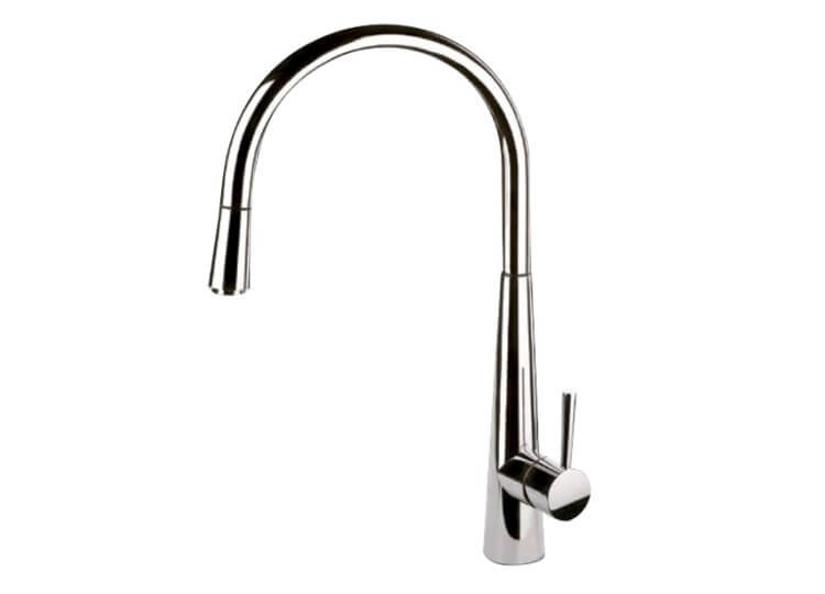 Just Sink Mixer with Pull-Out Abey