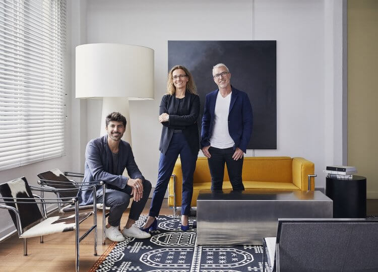 Interview: Melbourne Interior Directors of SJB
