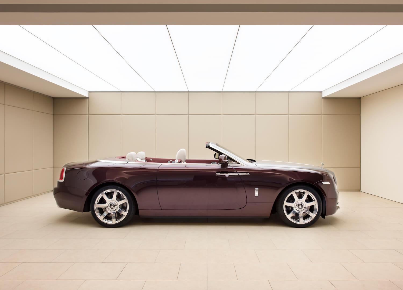 est living lucy marczyk nexus Rolls Royce