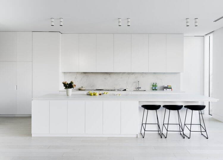 Kitchen | Prahran Residence Kitchen by Davina Shinewell Design