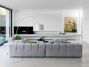 Living   Prahran Residence Living Room by Davina Shinewell Design