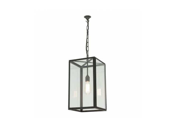 Square Pendant Light