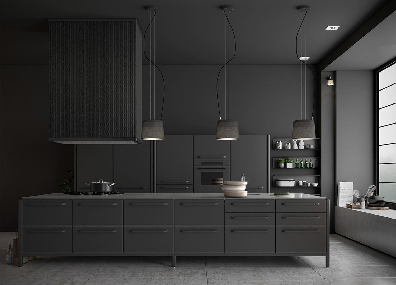 Est Living Deisgn Directory Vipp Modular Kitchen 1