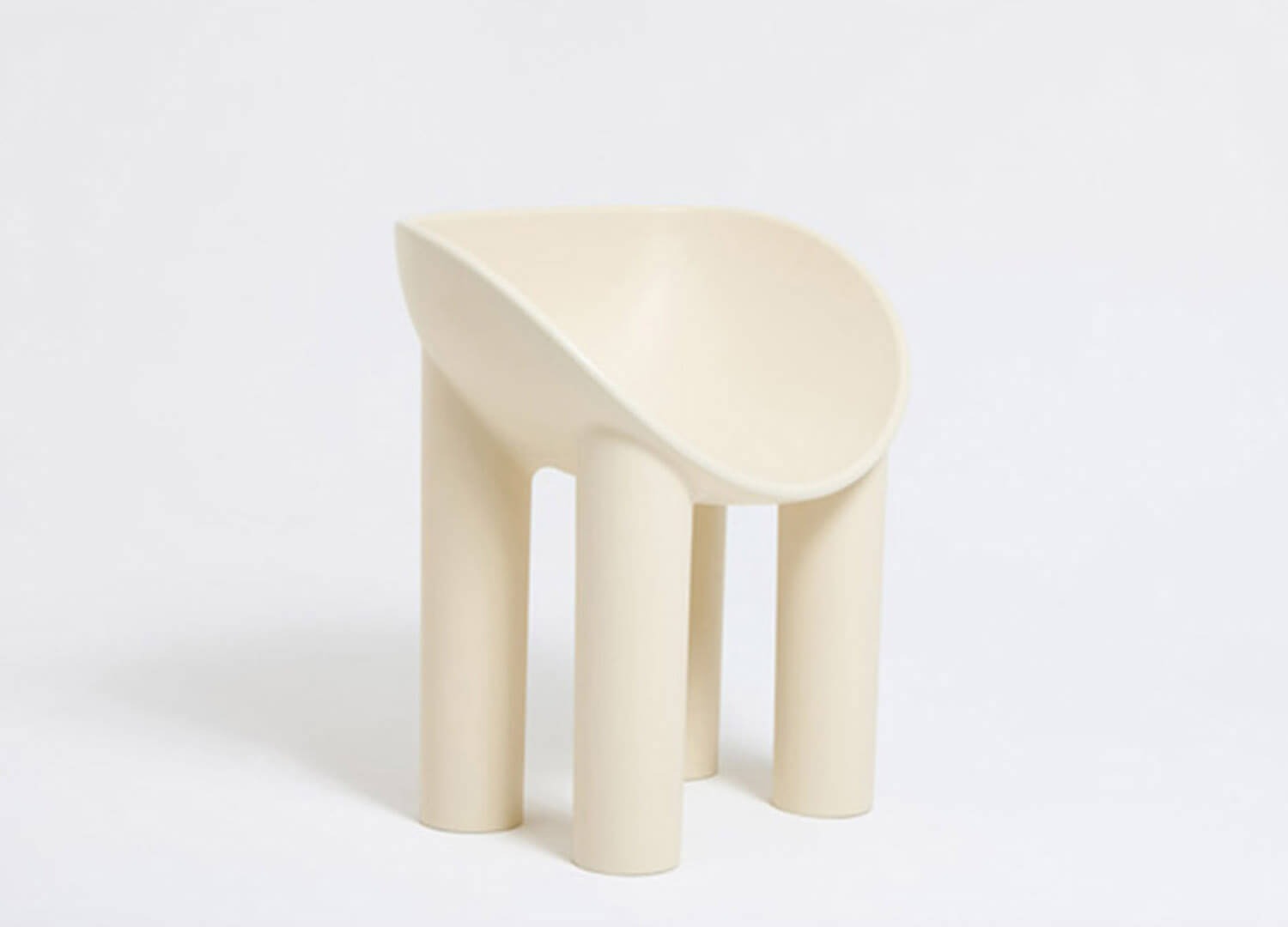 Roly Poly Dining Chair Faye Toogood
