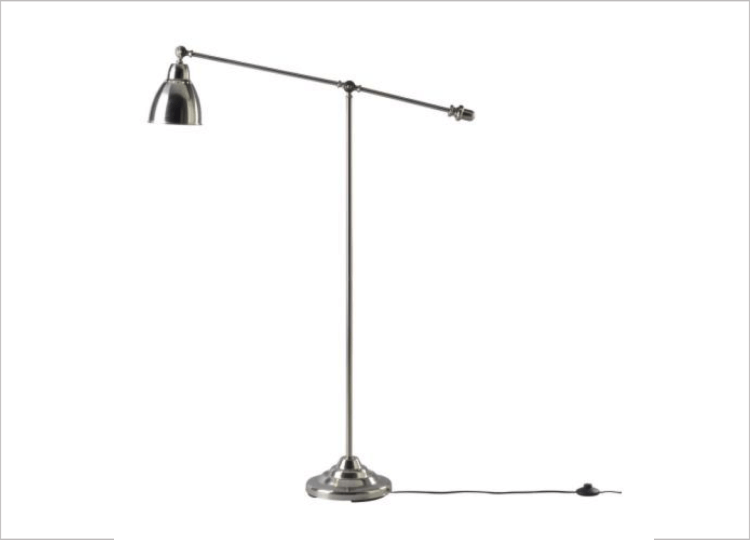Barometer Floor Lamp