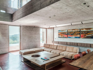 Living | AP House Living Room by Gardini Gibertini Architects