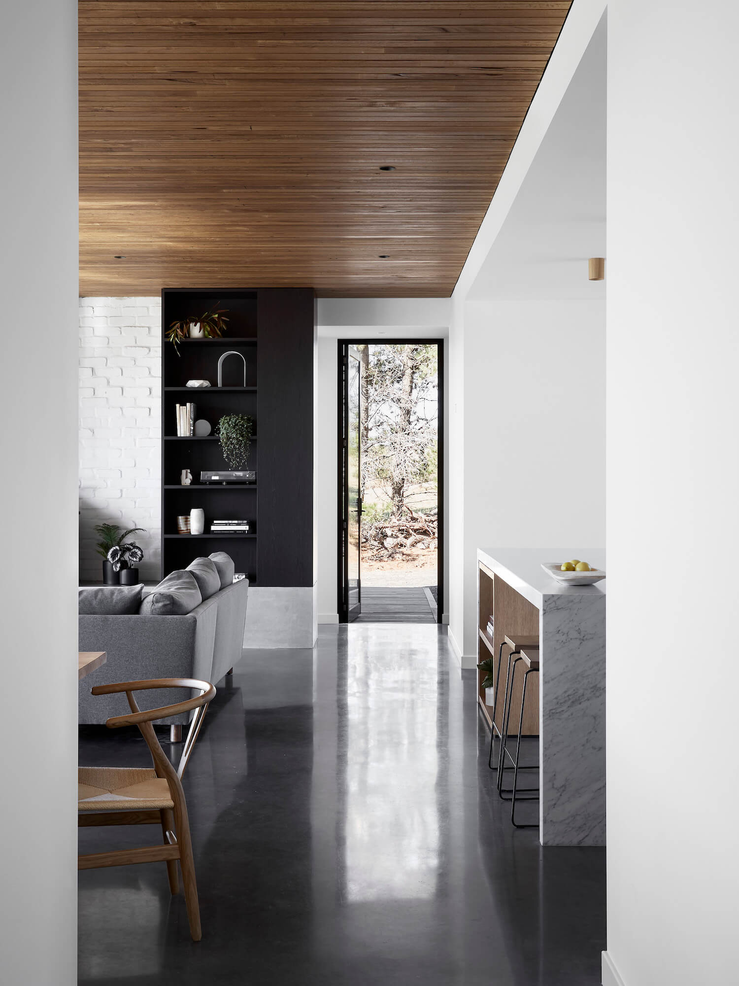 est living two pavilions tom robertson architects 10