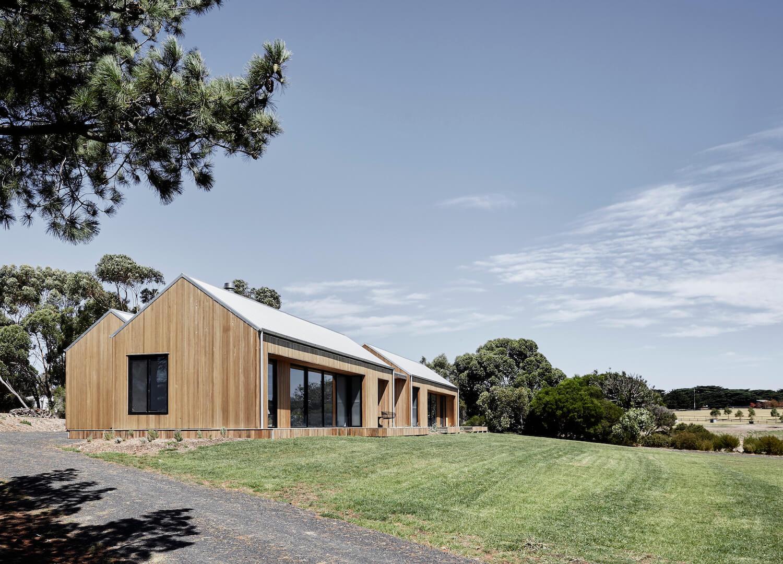 est living two pavilions tom robertson architects 2