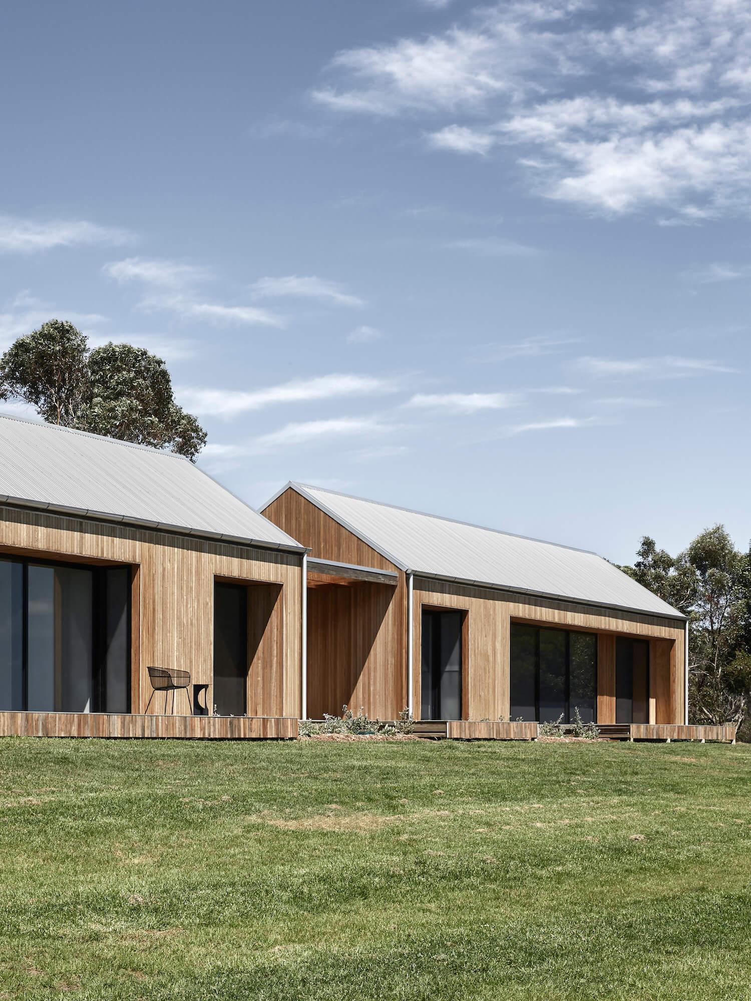 est living two pavilions tom robertson architects 5