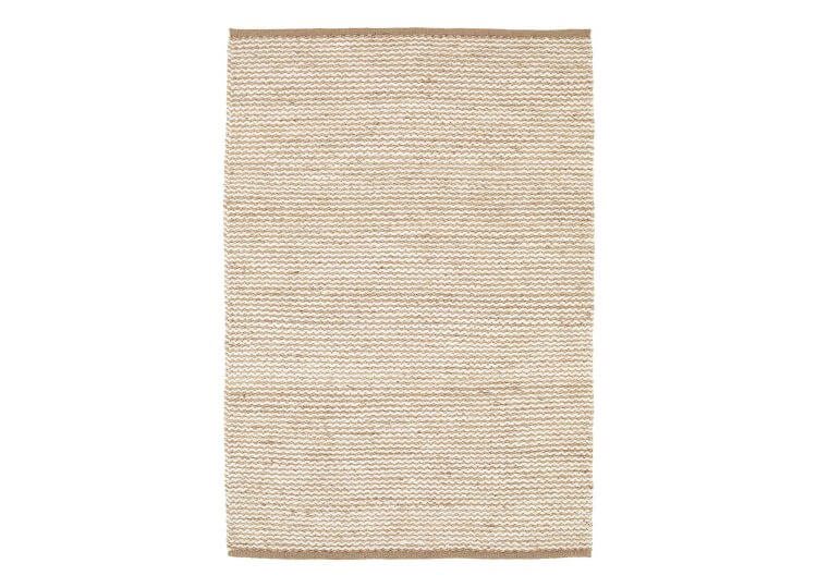 Kalahari Rug – Natural & Chalk