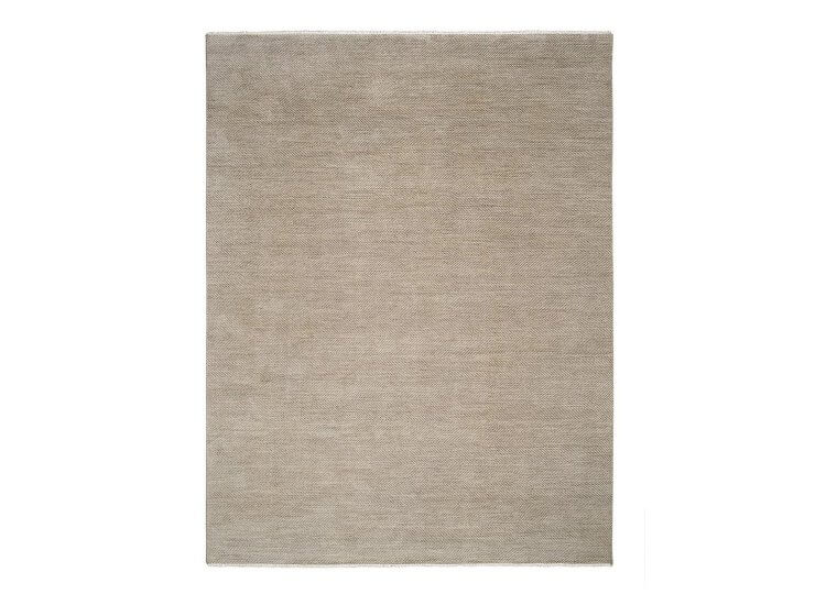 Babylon Rug – Sterling & Bronze