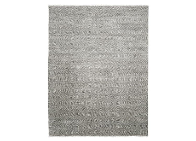 Babylon Rug – Sterling & Graphite