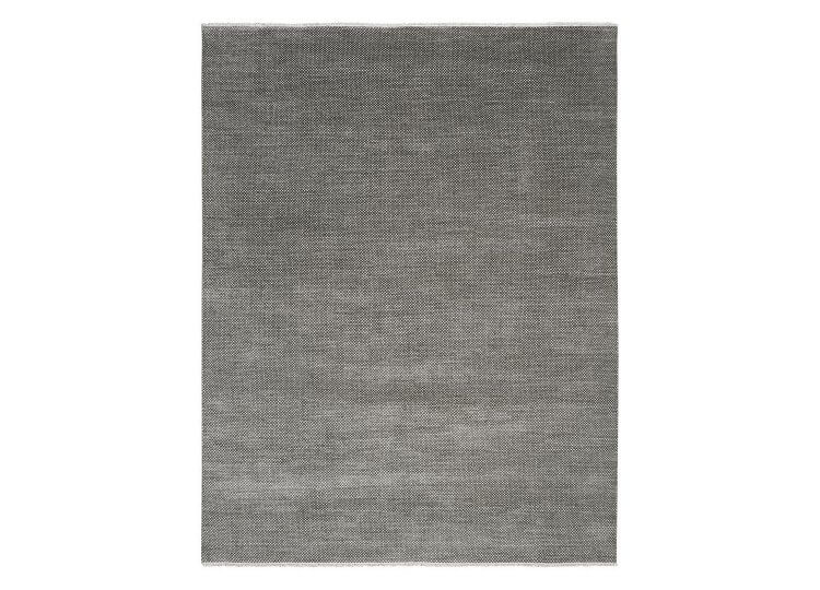 Leila Rug - Graphite & Sterling Armadillo & Co