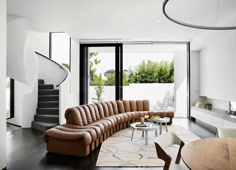 est living brighton townhouse sisalla interior design 1