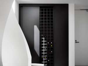 Bar and Cellar | Brighton Townhouse by Martin Friedrich Architects