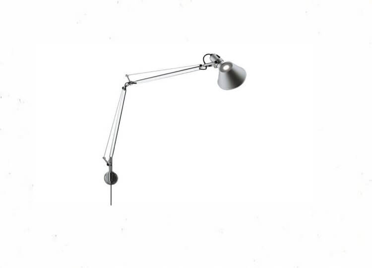Tolomeo Parete Wall Lamp Ambiente Direct