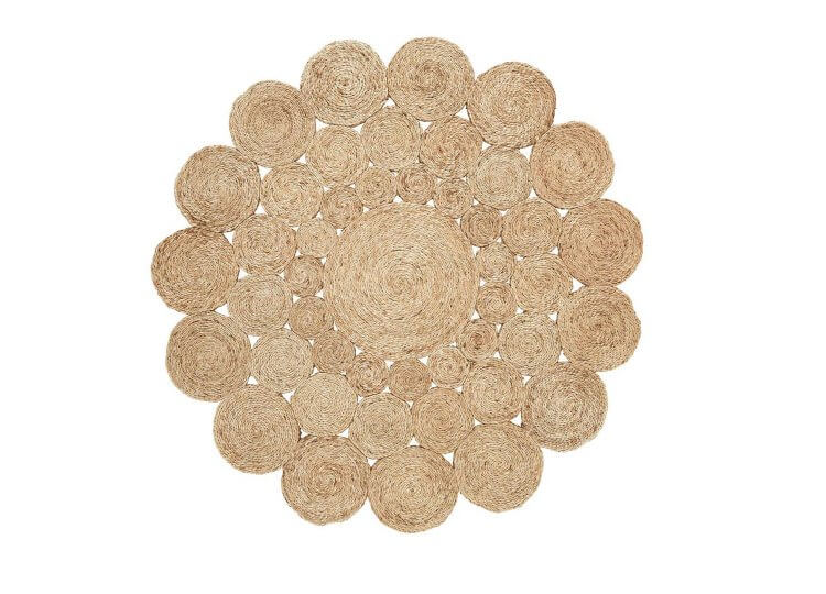 Camellia Rug - Natural Armadillo & Co