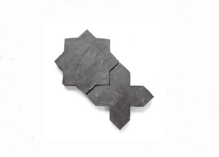 Belgian Star & Cross Tiles