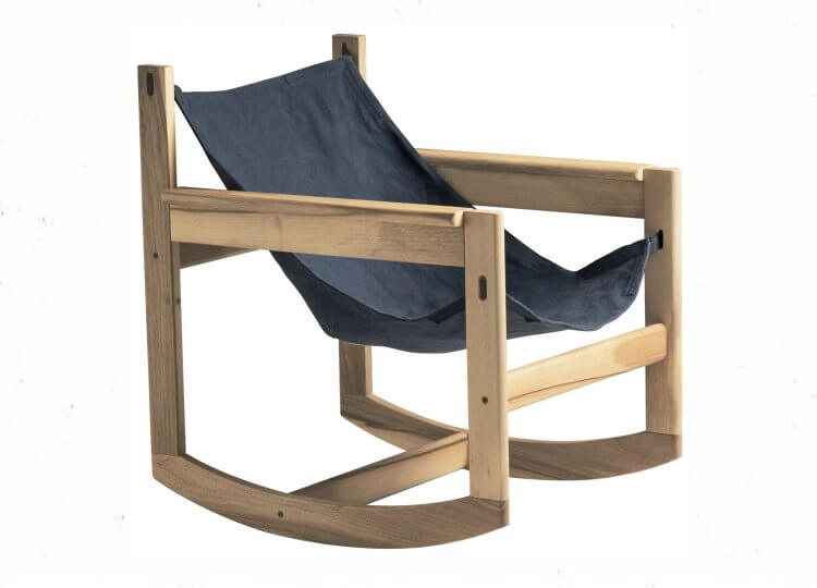 Pelicano Rocking Chair Hub Furniture