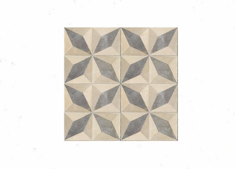 Cubic Alternative Antique Tile Jatana Interiors