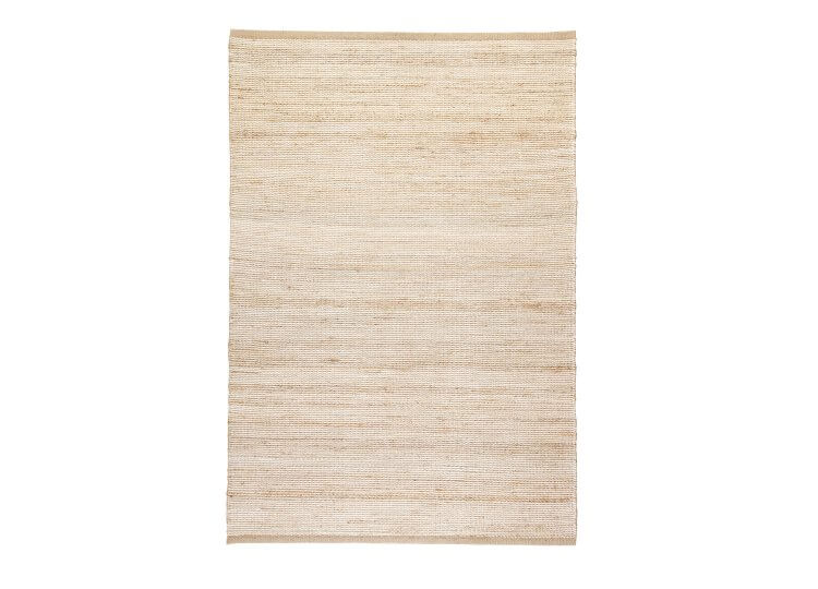 Drift Rug – Natural & White