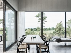 A Swedish Island Villa by M Arkitetektur
