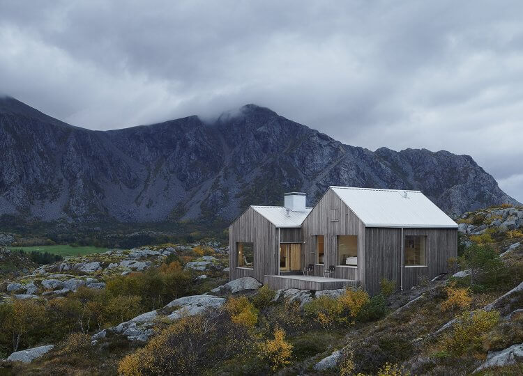 Best of est: Log Cabins