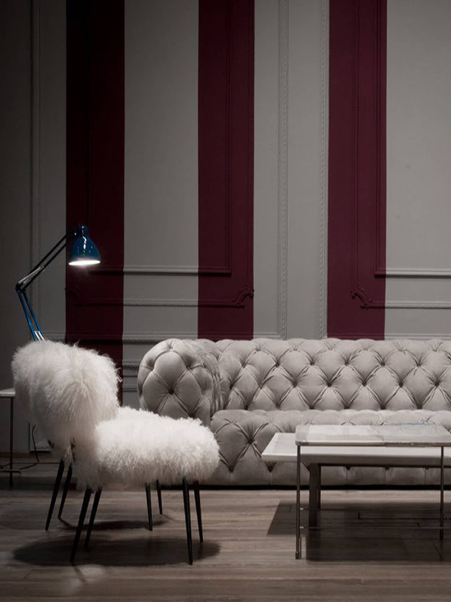 Chester Moon sofa Baxter Paola Navone