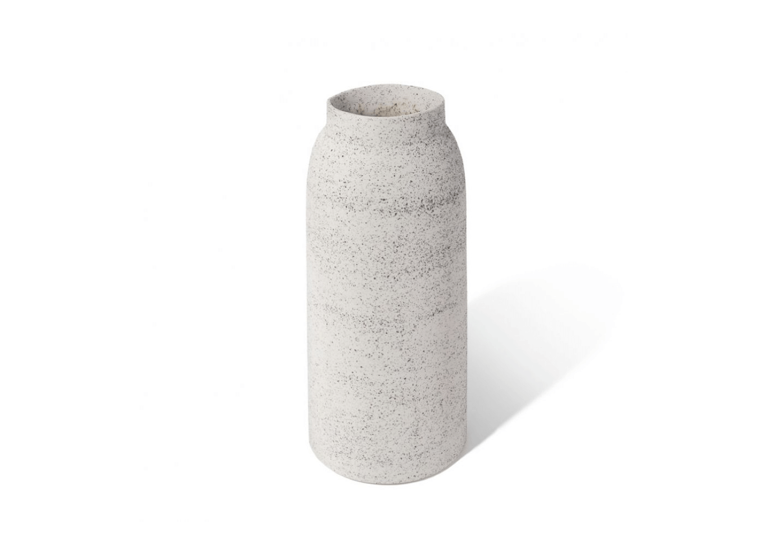 est living design directory lightly vase volcanic medium grey 3
