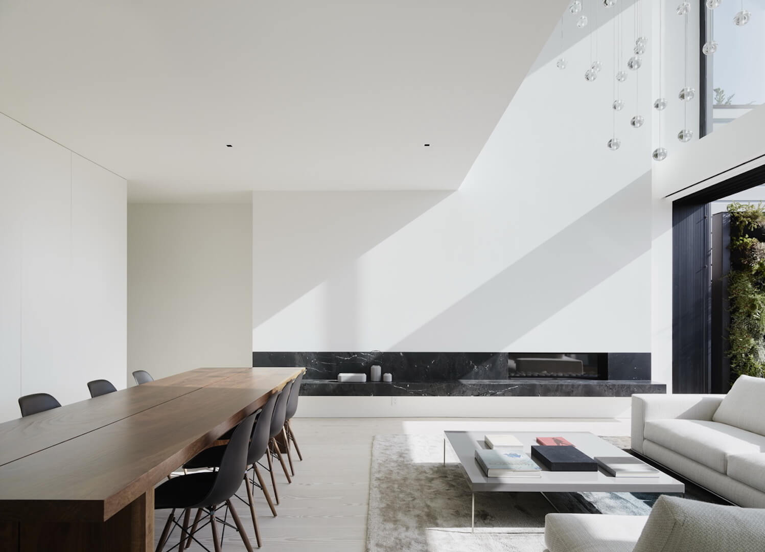 Living | Remember House Living Room by Edmonds + Lee Architects