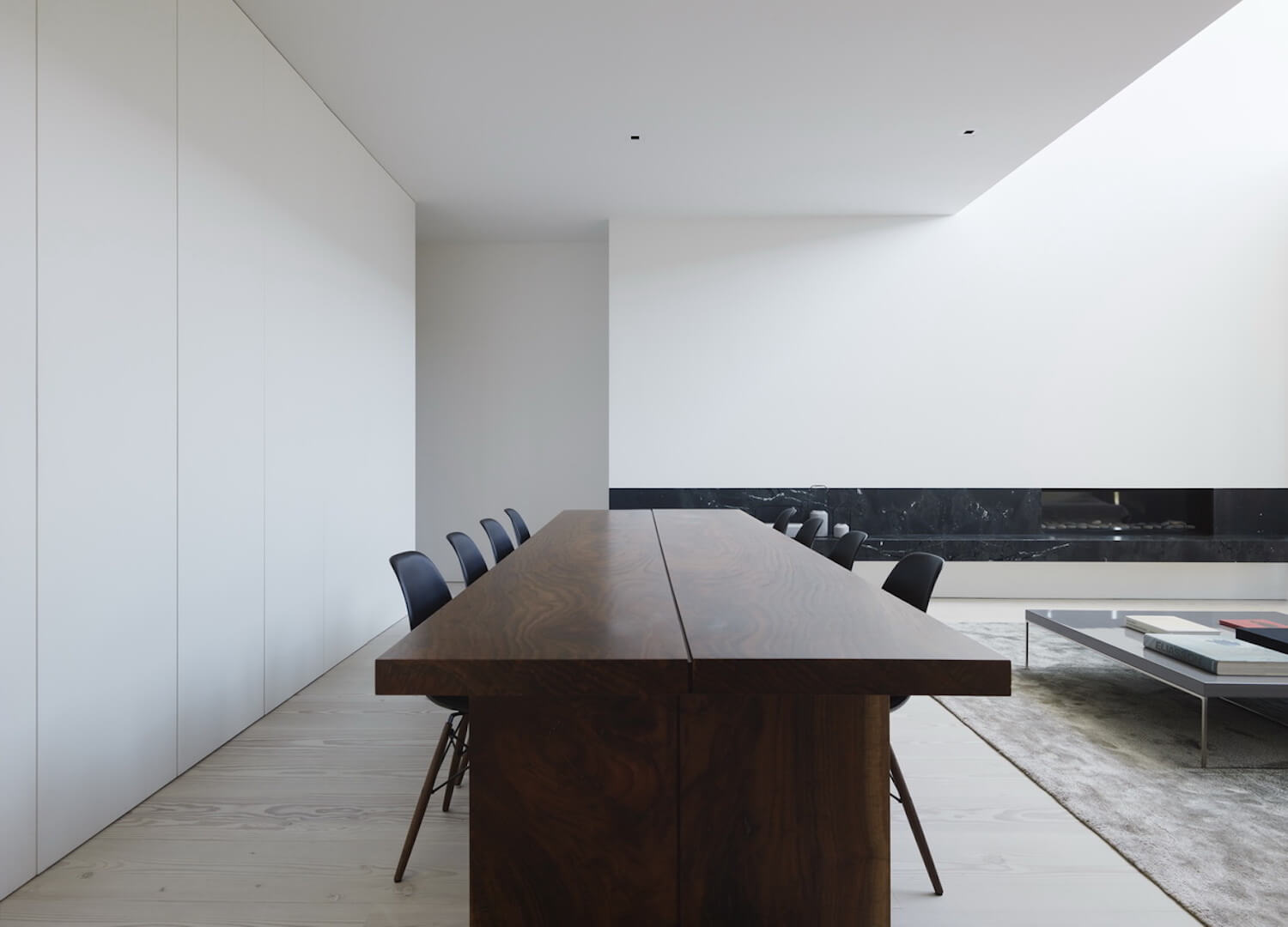 Dining | Remember House Dining Room by Edmonds + Lee Architects